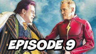 The Flash Season 3 Episode 9 Flash vs Savitar TOP 10 and Easter Eggs