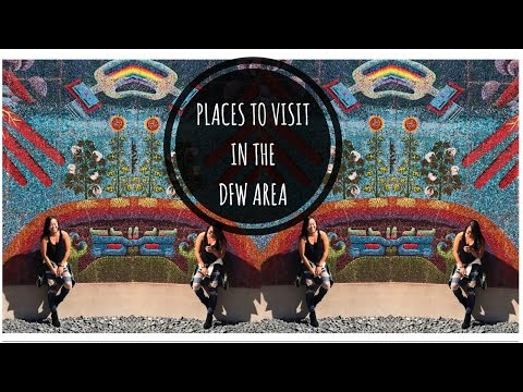 TOP ATTRACTIONS IN DFW | ADVENTURES
