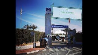 Caravan Life Nro 110 Camping Santa Pola Spain