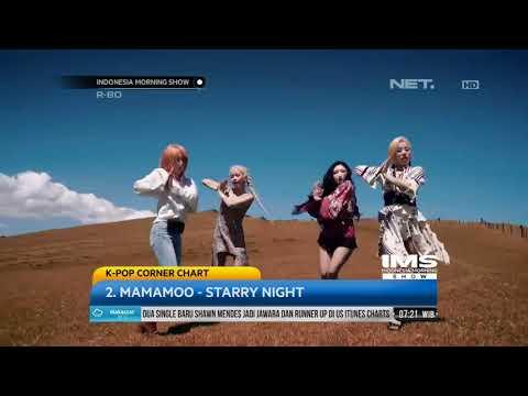K POP Corner Chart   Bigbang   Flower Road Menempati Posisi Pertama