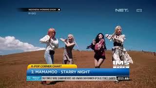 K POP Corner Chart   Bigbang   Flower Road Menempati Posisi Pertama Video