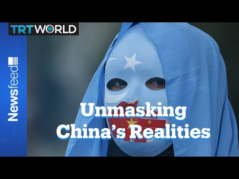 China 'Masks' Demographic Genocide of Uighurs in Xinjiang