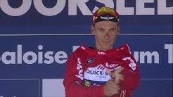 Philippe Gilbert wordt leider in het Lotto algemeen klassement (Baloise Belgium Tour)
