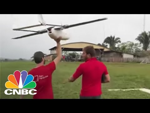 These Drones Can Save Lives With Quick Medical Deliveries | CNBC