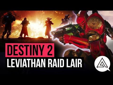 DESTINY 2 | First Look at the New Raid Lair + New Gear & Exotics to Earn!