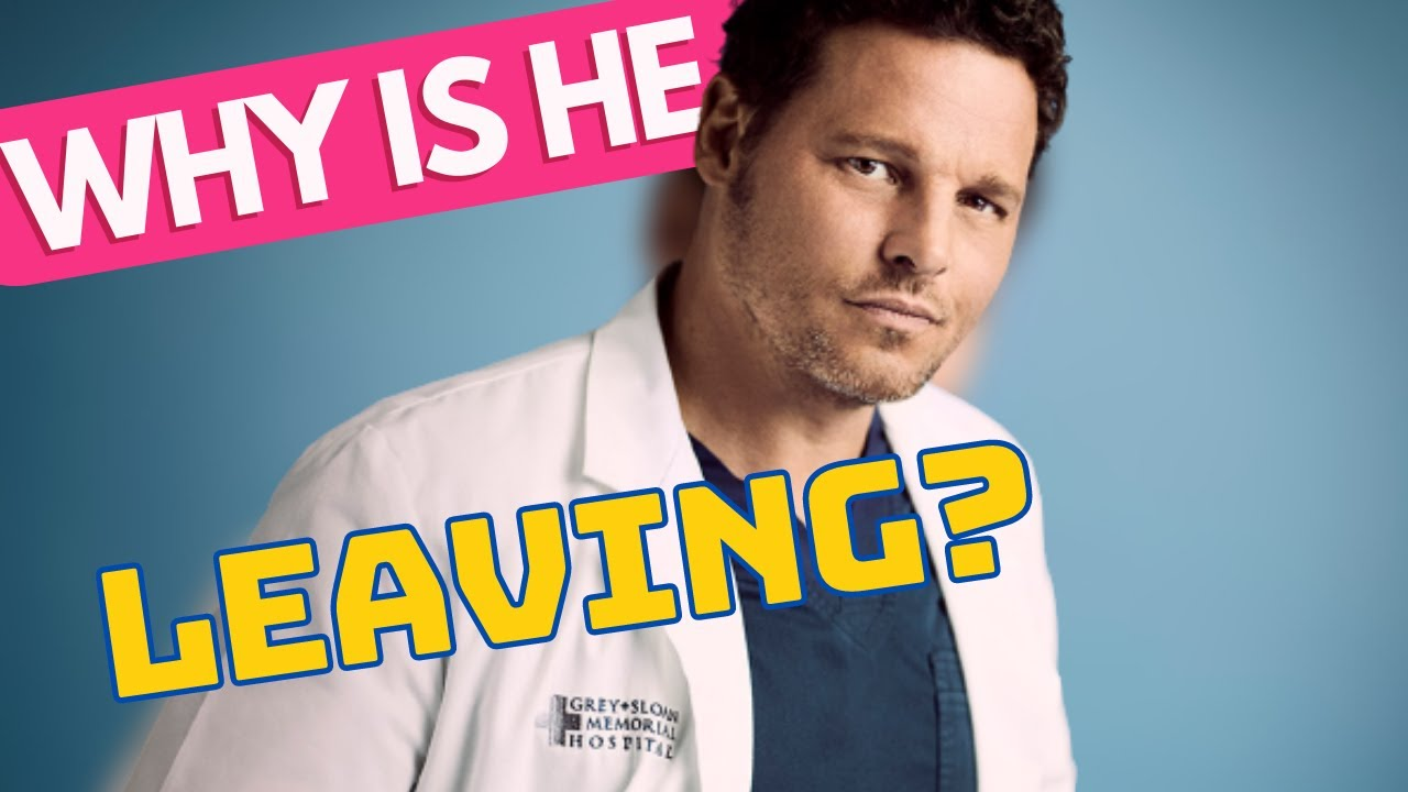 Justin Chambers to leave 'Grey's Anatomy'