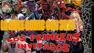 La Mole Comic Con 2020: Los Primeros Invitados