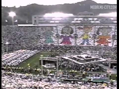 Michael Jackson  Superbowl Medley  Heal The World 1993