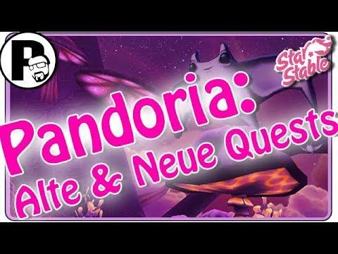Starstable  🔴 PANDORIA AUFGABEN NEU und alt - #SSO LIVE - Server 2 -  20.10.2017