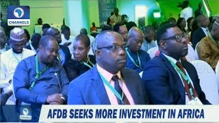 AFDB Seeks More Investment In Africa