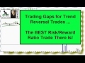 Trading Gaps In Stocks, Part 2