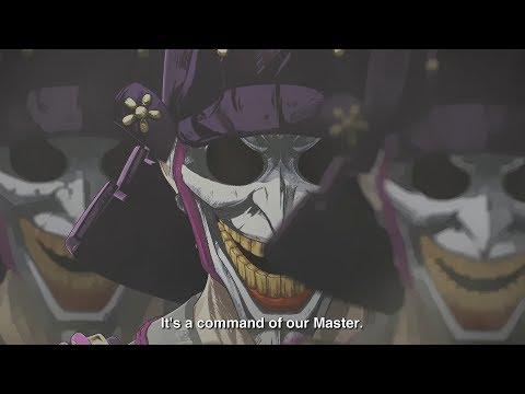 BATMAN NINJA - Japanese Trailer English Subs (12/01 release) Mp3