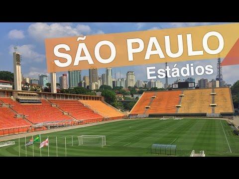 3em3 :: São Paulo - Brasil :: 3 estádios para se conhecer na cidade