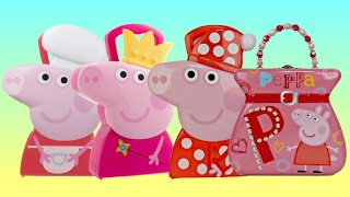 PEPPA PIG Carry Case Collection, Bedtime Slee...