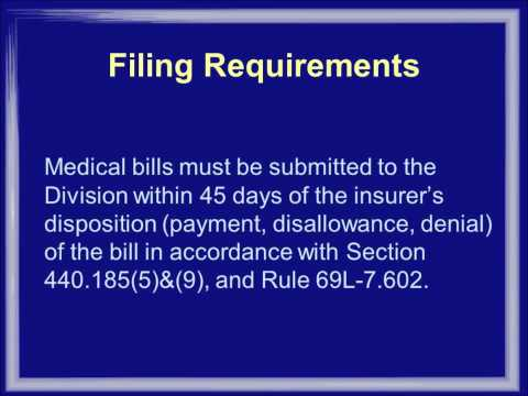 Workers Compensation Medical Billing