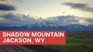 Shawdow Mountain - Jackson, WY - Campsite Review