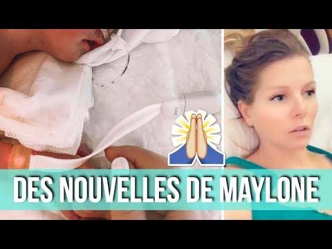 JESSICA ET THIBAULT: LEUR FILS MAYLONE VA MIEUX ? LEURS PROCHES DONNENT DES NOUVELLES...