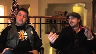 Dropkick Murphys interview - Ken and James (part 5)
