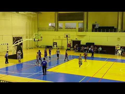 Metrobank vs PhilQatz 1st QTR 20-10-2017 @ Desert Warriors League @ Qatar Sports Club