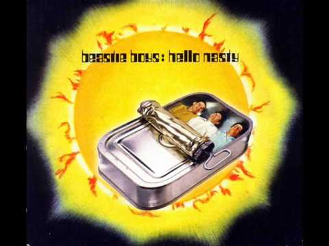 Body Movin'-Beastie Boys