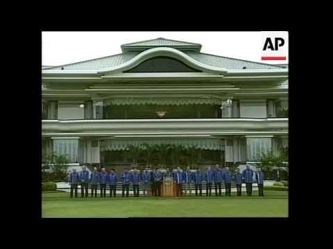 BRUNEI: APEC DEVELOPMENTS