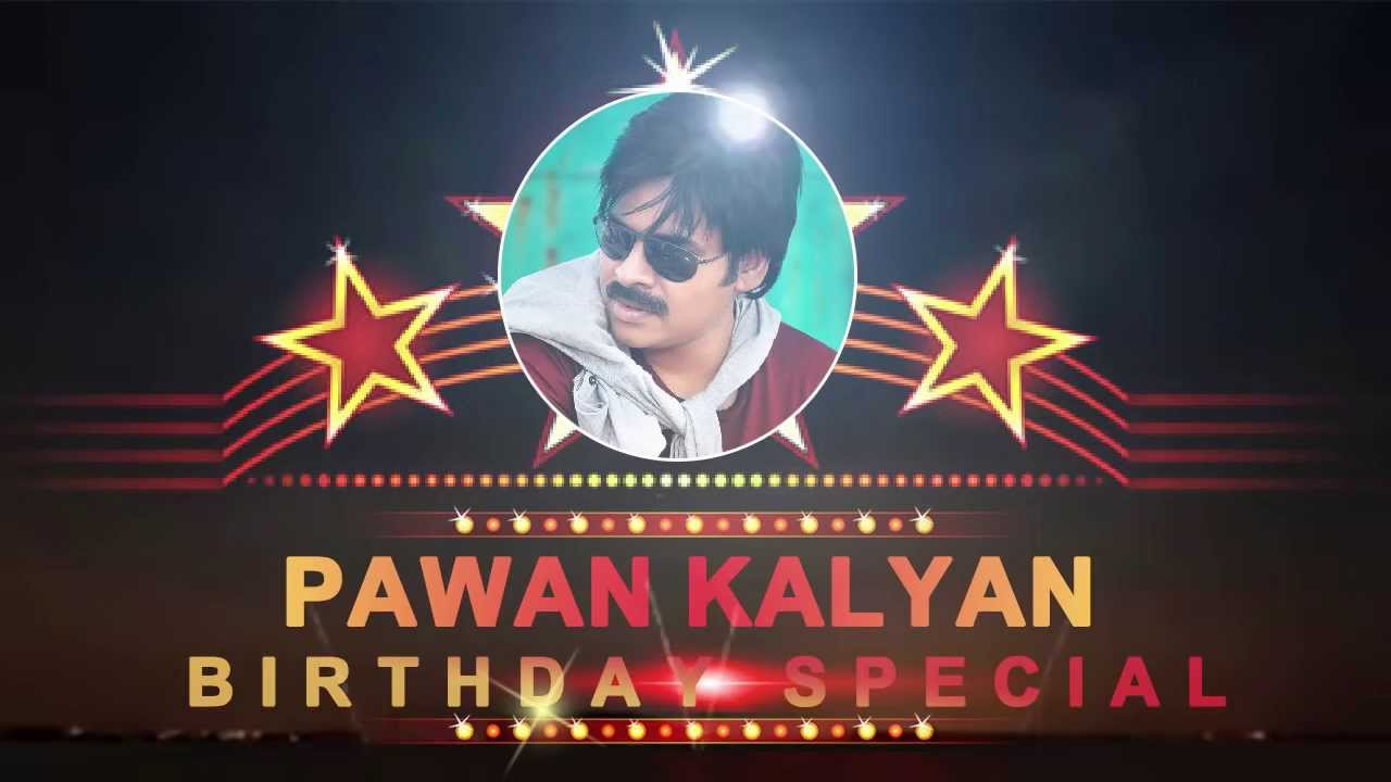 power star pawan kalayan || birthday special a.v || shalimarcinema