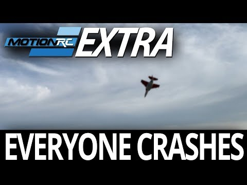 Everyone Crashes - Motion RC Extra - YouTube