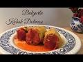 Bulgurlu Kabak Dolması Tarifi - Pratik Tarif / Yemek Tarifleri - Melis'in Mutfağı