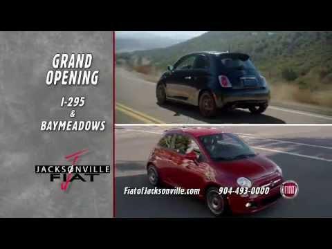 Brand New Fiat Dealer in Jacksonville, Florida