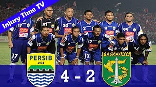 Download Video Persib Bandung 4-2 Persebaya Surabaya | ISL 2009/2010 | All Goals & Highlights MP3 3GP MP4