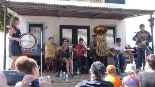 Tuba Skinny - Variety Stomp - Rapperswil 30 juni 2013