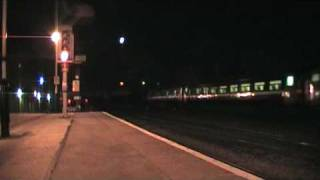 trains and tones at doncaster station part  3 of 3 26/9/09