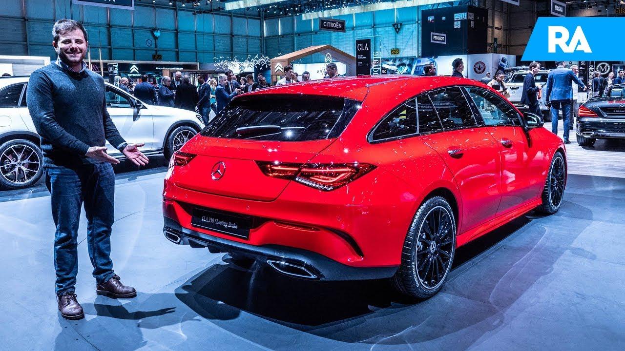 Nova Mercedes-Benz CLA Shooting Brake. A versão mais aguardada?