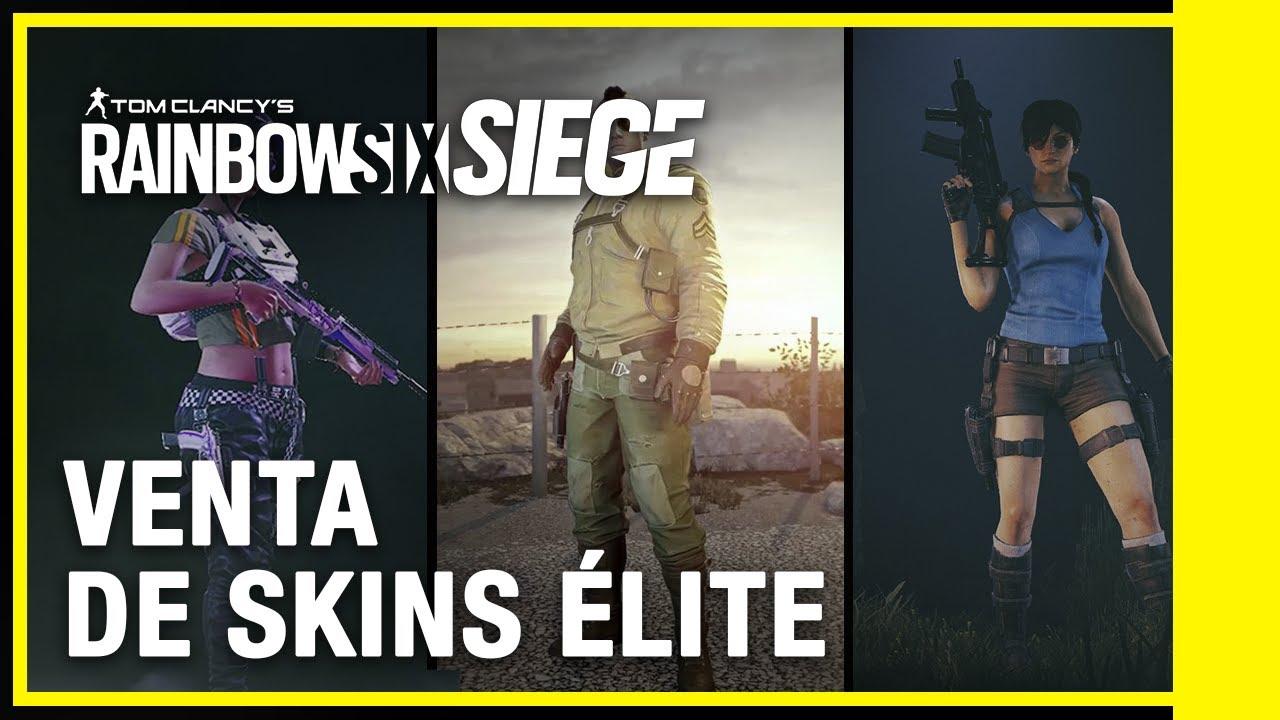 Rainbow Six Siege - Venta de Élite Skins | Ubisoft LATAM