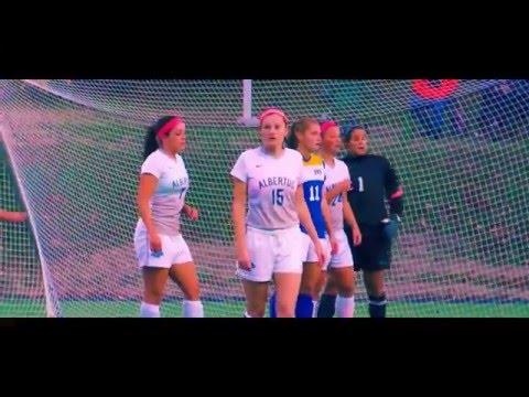 Albertus Magnus Women's Soccer Trailer