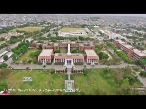 PMAS Arid Agriculture University Rwp Aridian Premier Leaque Through Drone Camera APL 2017