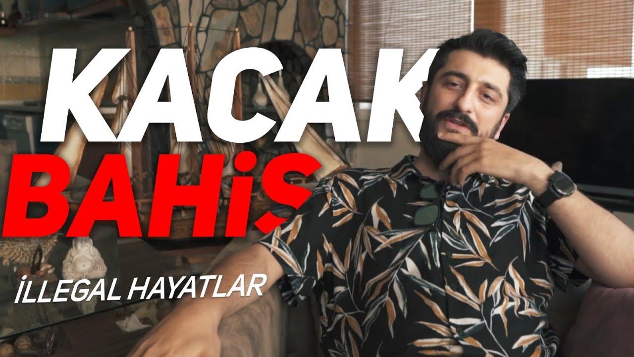 KAÇAK BAHİSÇİLER ( İllegal Hayatlar ) #01journos - Röportaj Adam