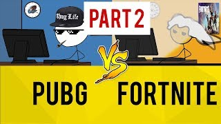 PUBG Gamers vs Fortnite Gamers - PART 2