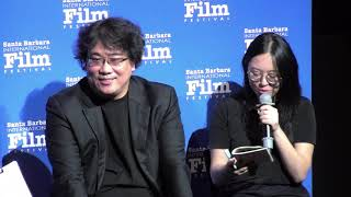 "SBIFF Cinema Society - ""Parasite"" Q&A with Director Bong Joon-ho"