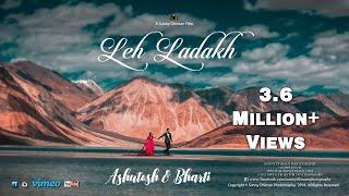 Pre Wedding Paniyon Sa Ashutosh \u0026 Bharti Leh Ladakh Sunny Dhiman Photography