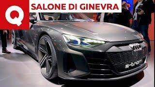 Audi e-tron GT concept, la versione di serie sarà così! - Salone di Ginevra 2019 | Quattroruote