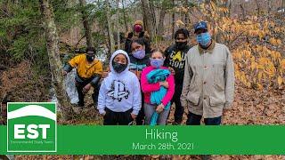 EST - Hiking - March 2021