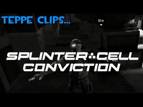 Teppe Clips - Splintercell Conviction