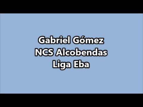 LIGA EBA 17/18 | Gabriel Gómez (Alcobendas), partido ante Azuqueca