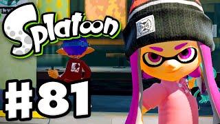 Splatoon - Gameplay Walkthrough Part 81 - Level 26! (Nintendo Wii U)