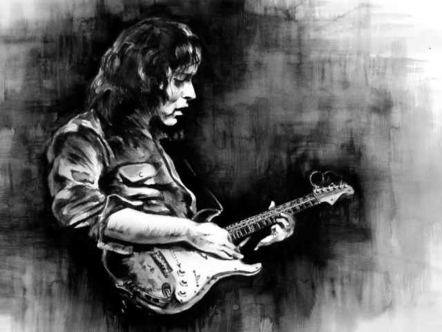 Rory Gallagher-'Calling Card'-1976