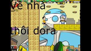 Game Nobita giải cứu Doraemon -Tay Súng Vũ Trụ Nobita - Hoạt Hình Tiếng Việt hiệp sĩ không gian