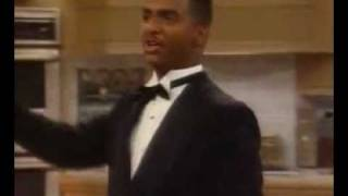 Carlton sings Jungle Fever