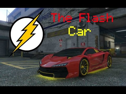GTA 5 Custom Paint Jobs Superheros #1 The Flash