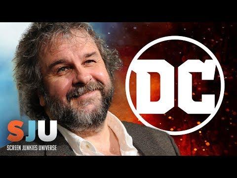 Peter Jackson May Direct a DCEU Movie! - SJU